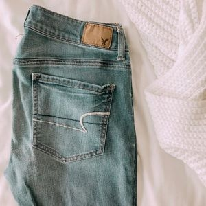 American Eagle jeans!!